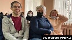 Юры Седзянеўскі, Надзея Сцепанцова, Жанна Захаркевіч