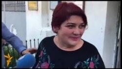 Oslobođena novinarka RSE Hadidža Ismajilova