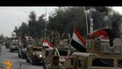بابل: إستعراض عسكري