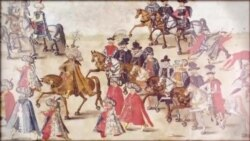 Tuğra videobloku: Avstriyada Qırım elçihanesi