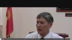 Almazbek Atambaev