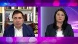 Саакашвили: Кыргызстан аткаминерлер жем жеген системадан арылышы керек