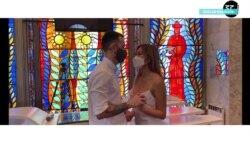 Первая онлайн-свадьба в истории Кыргызстана
