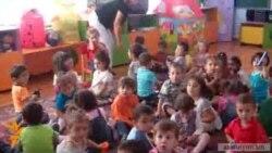 Հանրապետության միակ գիշերօթիկ մանկապարտեզը