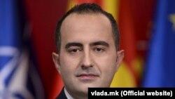 Министерот за информатичко општество и администрација Јетон Шаќири