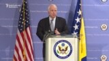 McCain Concerned About 'Russian Meddling' In Bosnia