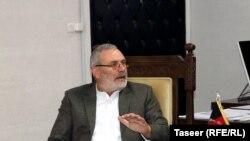 د غزني والي برید جنرال سید عمر نورستانی