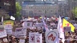 """Митинг """"За права москвичей"""""""