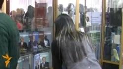 """Ұлттық кітапханадағы """"тұнғыш президент"""" көрмесі"""