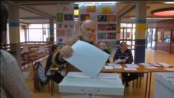 Croatia Votes In Parliamentary Elections
