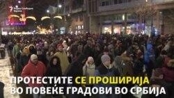 Трет месец анти-владини протести во Србија, зошто?