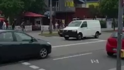Video Captures Munich Shooting Rampage