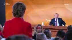 Путін у відповідь на запитання Собчак щодо опозиції в Росії порівняв Навального із Саакашвілі (відео)