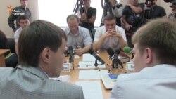 Суд розгляне апеляцію на затримання Александровської, коли її привезуть на засідання