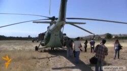 ՊՆ փոխնախարարը հերքում է «Էրեբունի» օդանավակայանը ռուսներին հանձնելու լուրը