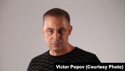 Віктор Попов, кримський громадський активіст, ексдепутат кримського парламенту