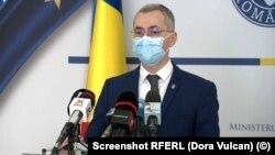 România - Ministrul Justiției, Stelian Ion