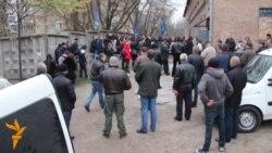 Працівники стоянок протестують проти чиновників