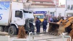 Aksidenti në Gjilan