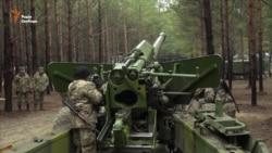 Гармата «Гіацинт-Б» готова до бою (відео)