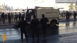 Харківську ОДА прибирають після штурму