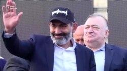 Пашинян залишився єдиним кандидатом на посаду прем'єр-міністра Вірменії (відео)