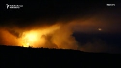 Explosions At Ukrainian Ammo Depot Light Up The Sky, Thousands Evacuated