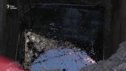 Небезпечне багатство. Нафта – під ногами жителів міста Борислава (відео)