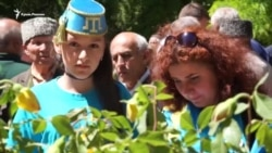 В Симферополе провели мероприятия ко Дню памяти жертв геноцида крымских татар (видео)