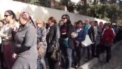 مصر: استفتاء على الدستور الجديد