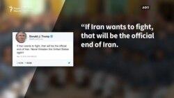 Трамп се закани дека ќе го уништи Иран