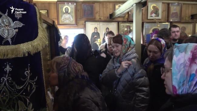 """""""В церкви коронавирусом заразиться нельзя!"""""""
