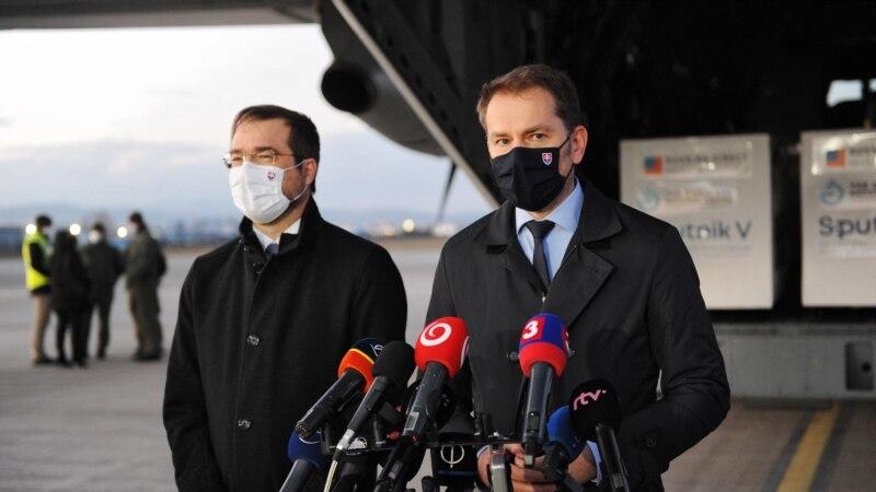 Kriza vlade nakon odluke premijera Slovačke da tajno kupi rusku vakcinu