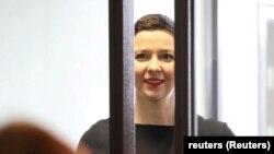 Maria Kolesnikova, una dintre liderele opoziției din Belarus