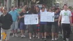 Протести поради убиството на 22-годишно момче во Скопје