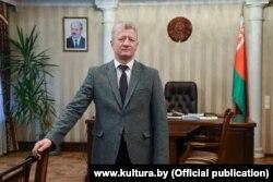 Министр культуры Республики Беларусь Анатолий Маркевич