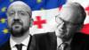 Шарль Мишель и Кристиан Даниельсон