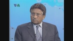 Interview: Former Pakistani President Pervez Musharraf