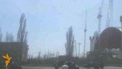 Чорнобиль: природа, пам'ятники, будмайданчики