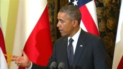 Obama Says U.S. Not Interested In Threatening Russia