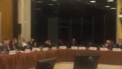 Глава делегации КР покинула заседание ОБСЕ во время выступления Батырова
