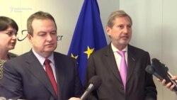 Dačić i Han: Zabrinjavaju izjave o promjenama granica