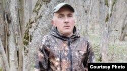 Дмитро Демчук, активіст із Судака