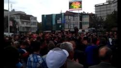 Priština: Građani slave oslobađajuću presudu Ljimaju i ostalima