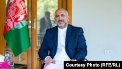 محمد حنیف اتمر، وزیر خارجه افغانستان