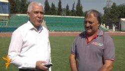 Сулаймон Бобокалонов, собиқадори футбол