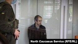 Ильяс Белхароев в Одесском суде