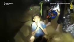 Spašeni svi iz tajlandske pećine