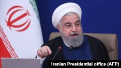 حسن روحانی، رئیسجمهور ایران