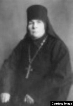 Игумения Зосима (Екатерина Реокатовна Рыбакова)